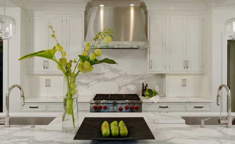marble slabs for benchtops splashbacks